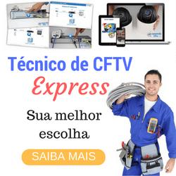 Curso Técnico em CFTV Express